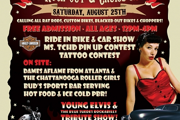 Image: Rockabilly Rock Out & Cruise In at Thunder Creek Harley