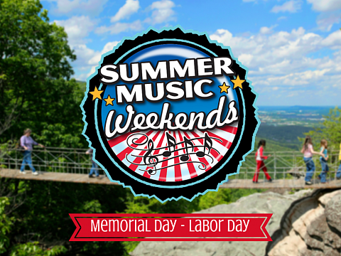 Image: Rock City's Summer Music Weekends