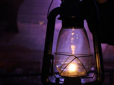 Image: Ruby Falls Lantern Tour