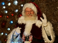 Ruby Falls Christmas Underground