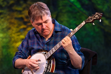 Image: CSO Special With Bela Fleck