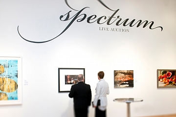 Image: Spectrum: Gala and Live Auction