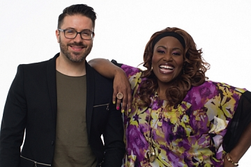 Image: Rise out of the Dark Tour: Danny Gokey and Mandisa