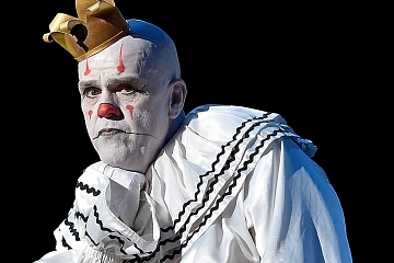 Image: Puddles Pity Party