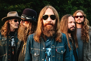 Image: Blackberry Smoke, Winter Tour 2018