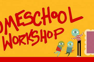 Image: Home School Workshop: I Spy!