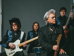 Marty Stuart and His Fabulous Superlatives: The Way Out West Tour