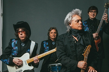 Image: Marty Stuart and His Fabulous Superlatives: The Way Out West Tour