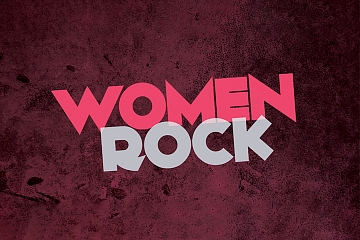 Image: CSO Pops Series: Women Rock