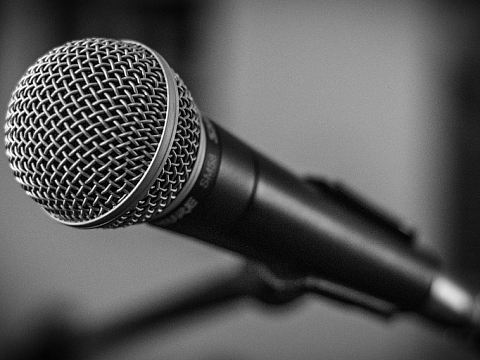 "Image: The Chattery presents ""Open Mic Storytelling Night: Firsts"""