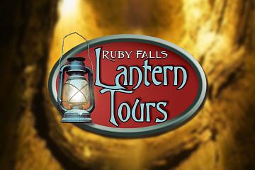 Image: Ruby Falls Lantern Tours