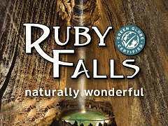 Ruby Falls Discovery Day