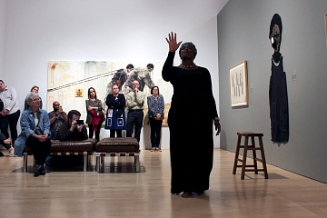 Image: Casting The Canvas 3: An Art-Inspired Performance by Ensemble Theatre of Chattanooga