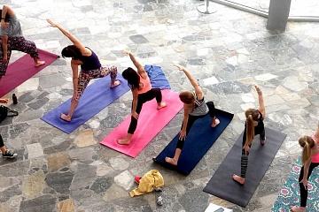 Image: Artful Yoga: Southern Soul