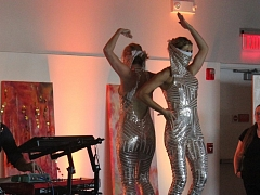 Bands on the Bluff: Dancing to Embodied Beauty