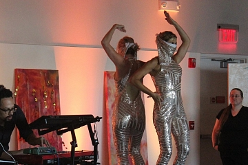 Image: Bands on the Bluff: Dancing to Embodied Beauty