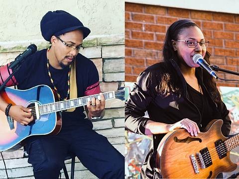 Image: Live Music: D.L. Yancey II & Shayla McDaniel
