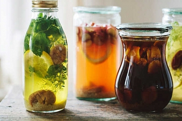 """Image: The Chattery Presents """"Introduction to Homemade Kombucha"""""""