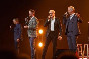 Image: Paul Belcher Presents Triumphant Quartet, Hoppers, Guardians, Jordan Family Band