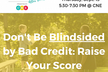 Image: Money School After Hours: Don't Be Blindsided by Bad Credit: Raise Your Score
