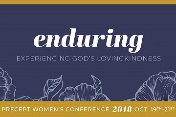 Image: Precept Fall Women's Conference