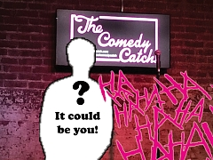 Comedy Catch Open Mic