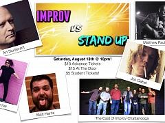 Improv vs Stand-Up