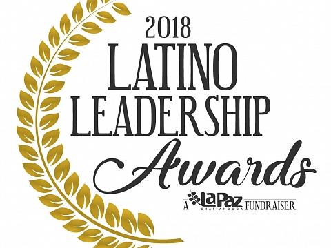 Image: 2018 Latino Leadership Awards