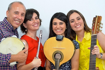 Image: Choro das 3 – Presented by the Chattanooga Music Club