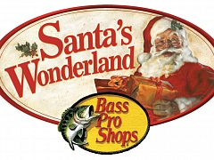Santa's Wonderland returns to Bass Pro Shops and arrives at Cabela's for first time-ever, featuring FREE photos with Santa
