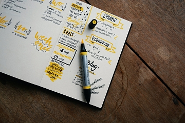 """Image: The Chattery Presents """"The Perfect 2019 Planner"""""""