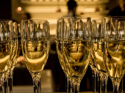 """Image: The Chattery Presents """"NYE Champagne Cocktails"""""""