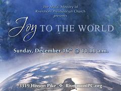 Joy to the World Christmas Cantata