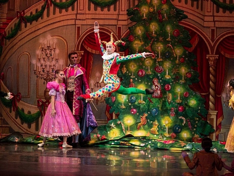 Image: Chattanooga Ballet Presents 'The Nutcracker'
