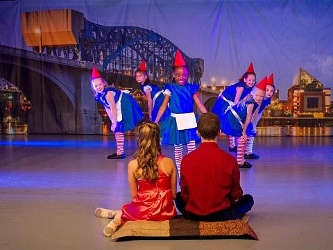 Image: Chattanooga Dance Theatre's Nooga Nutcracker