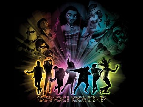 Image: Disney's DCappella
