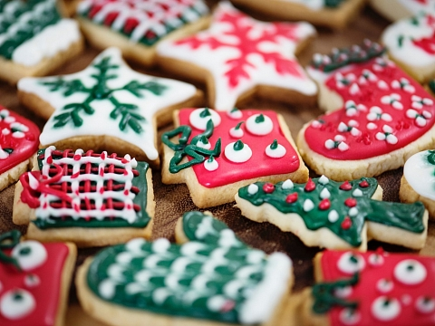 "Image: The Chattery Presents ""Holiday Cookie Decorating Party!"""