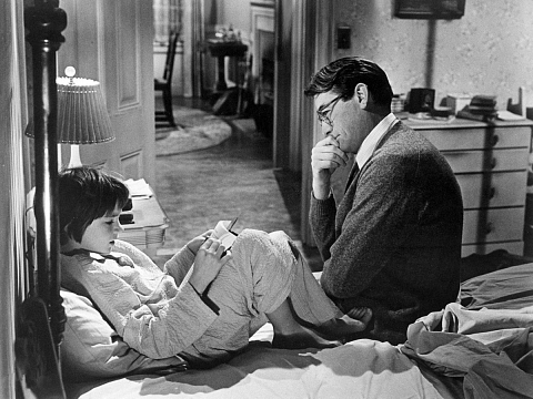 Image: Bobby Stone Film Series Presents To Kill A Mockingbird
