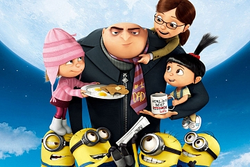 Image: Bobby Stone Film Series Presents Despicable Me
