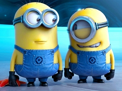 Bobby Stone Film Series Presents Despicable Me