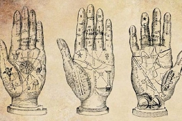 "Image: The Chattery Presents ""Beginner Palmistry"""