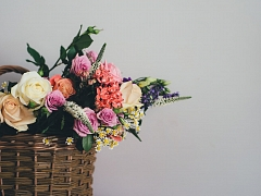 """The Chattery Presents """"Galentine's Flower Arranging"""""""