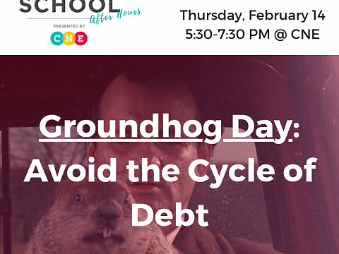 Image: Money School After Hours: Avoid the Cycle of Debt