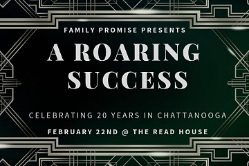 Image: A Roaring Success: Celebrating 20 Years in Chattanooga