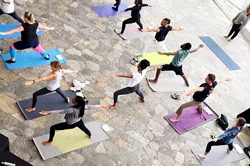 Image: Artful Yoga: Liberation Flow
