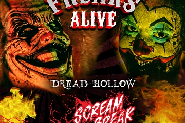 "Image: Dread Hollow – Scream Break ""Freaks Alive"""
