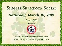Singles Shamrock Social