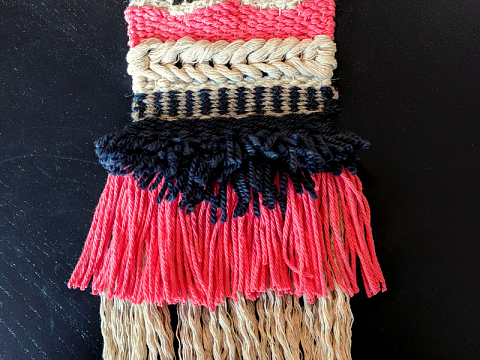 Image: The Chattery Presents: Introduction to Weaving
