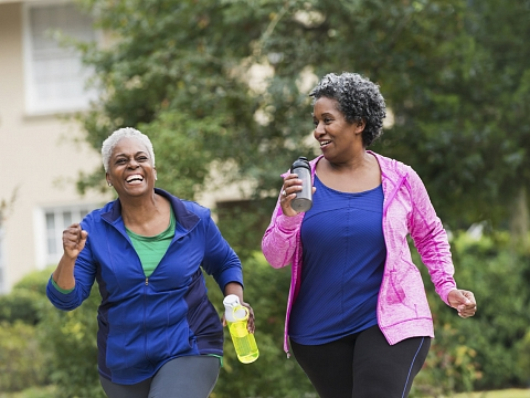 Image: The Chattery Presents: Exercise for Older People