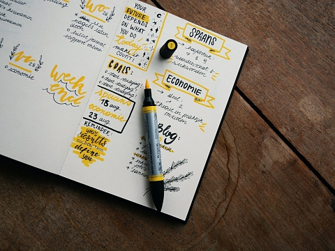 Image: The Chattery Presents: Creative Journaling 101